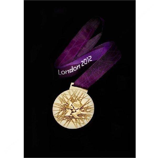 Poster for London 2012 Olympics