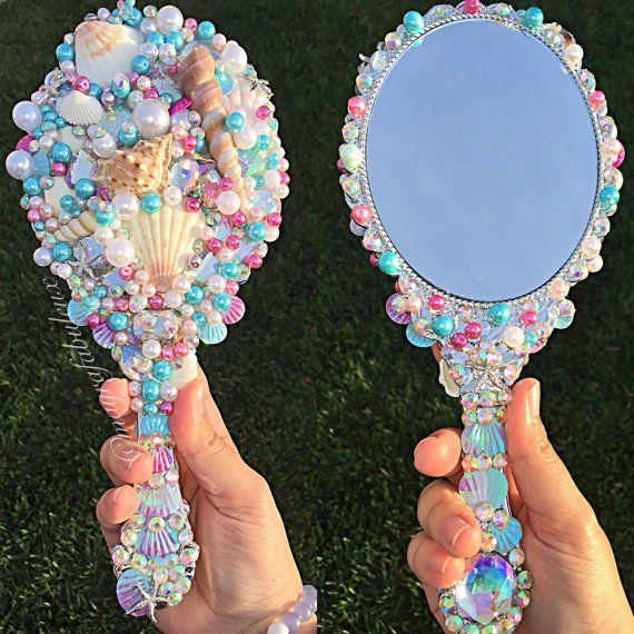 Idea para espejo de sirena