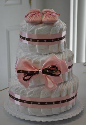 I can't wait to make this for my friend's shower :)                                                                                                                                                                                 More