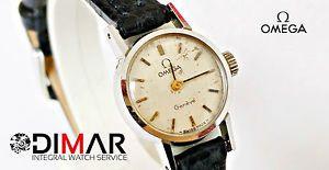 a reloj senora omega 485 manual wind diam18mm