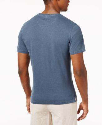 Barbour Men's Crew-Neck T-Shirt - Blue XXL