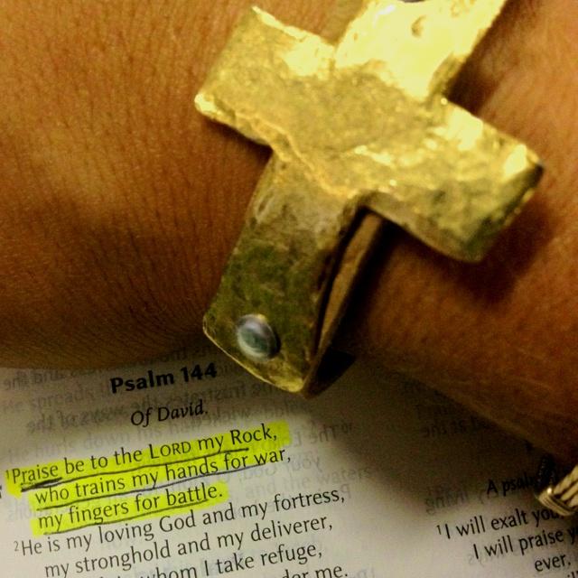 Psalms 144:1 perfect
