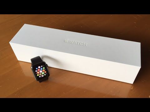 cool Apple Watch Unboxing & Setup (Español)