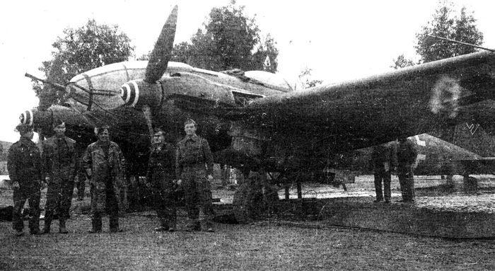 Polish Aircrew in Brindisi