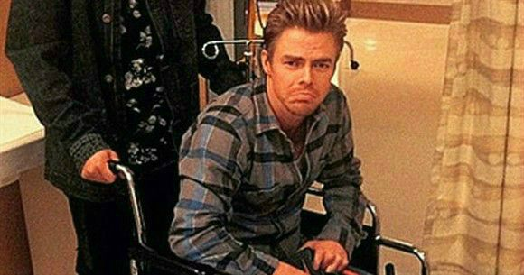 "Derek Hough injured! Will he be able to perform on ""DWTS""?"