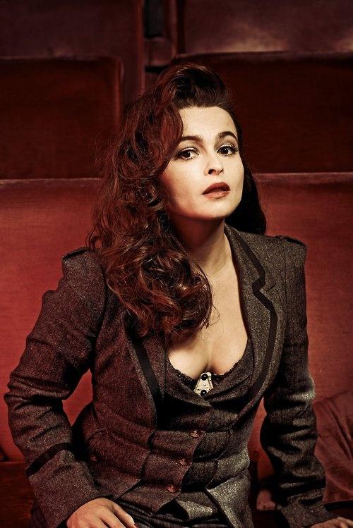 Helena Bonham Carter, nuestra reina