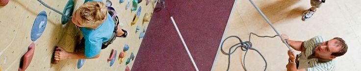Wandklimmen voor kinderen - Arque Klimcentrum