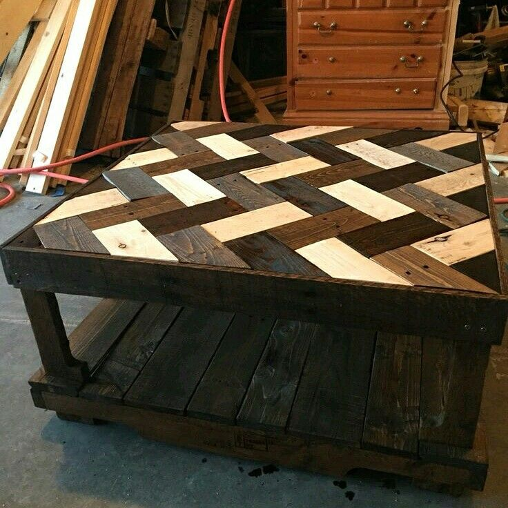 Pallet Coffee Tables Furniture Ideas Traditional Interior