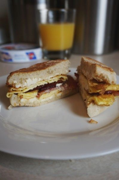 "The ""Anytime"" Breakfast Sandwich - This particular combination of ..."