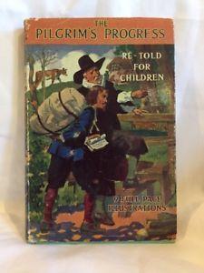 The Pilgrims Progress Retold For Children Vintage Book 1957 | eBay