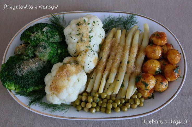 Talerz warzyw - samo zdrowie