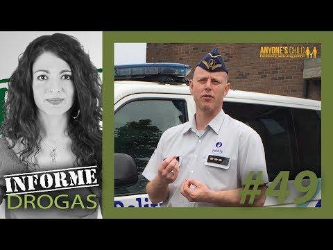POLICÍA Peter M. (LEAP) habla sobre LEGALIZACIÓN del CANNABIS y CONTROL de DROGAS. Informe Drogas 49