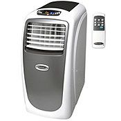 Small and Quiet Portable Air Conditioner for Apartment or Room