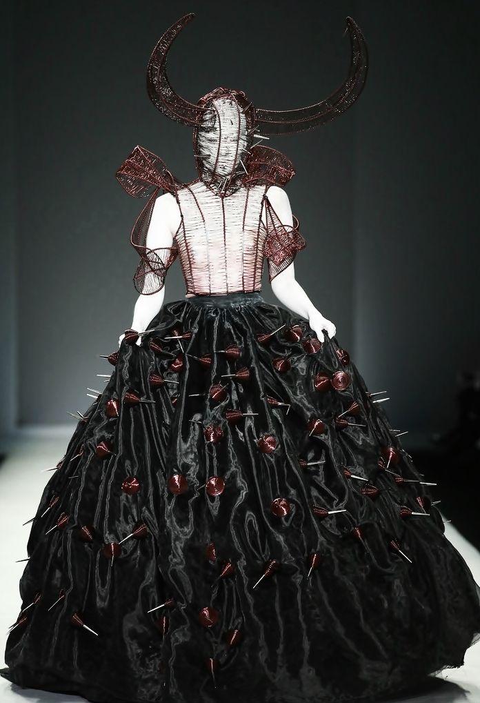 Monster Ball idea #1 I've got the ball skirt for this