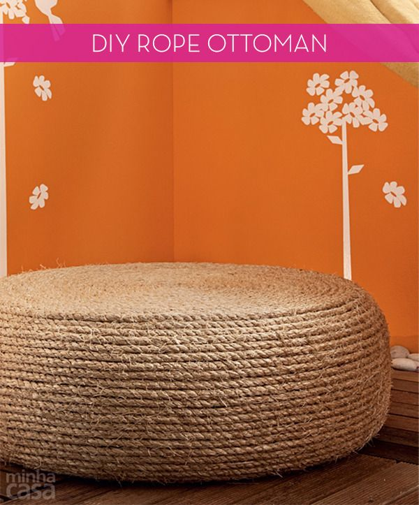 138 best diycrafts tire projects images on pinterest add glass top to diy tire rope ottoman for a cute outdoor coffee table solutioingenieria Gallery