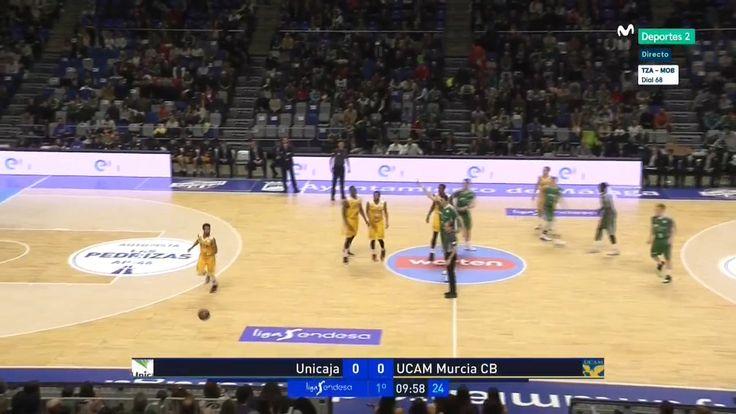 goals BASKETBALL: Liga Endesa - Unicaja Malaga vs. UCAM Murcia - 04/02/2018 Full Match link http://www.fblgs.com/2018/02/goals-basketball-liga-endesa-unicaja.html