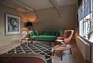 Tolles Altstadthaus mit schönem Interieur - fjorde-arnis