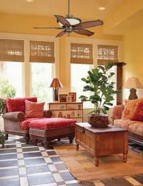 Tropical Living Photos Balinese Style Bedroom Design Ideas, Pictures, Remodel, and Decor - page 3