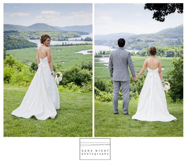 Sara Wight Photography: Highlands Country Club Wedding, Garrison, New York I Ellie and Jonathan