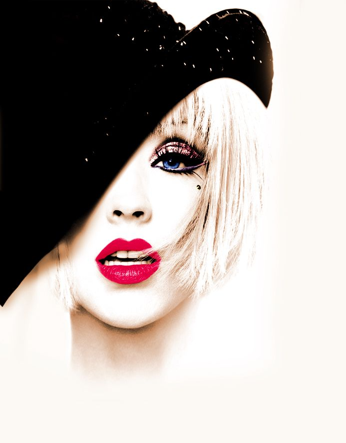 Christina Aguilera ~ Burlesque by stripped7
