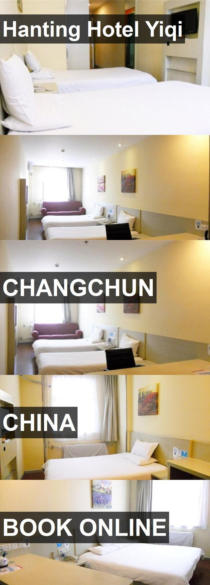 Hanting Hotel Yiqi in Changchun, China. For more information, photos, reviews and best prices please follow the link. #China #Changchun #travel #vacation #hotel