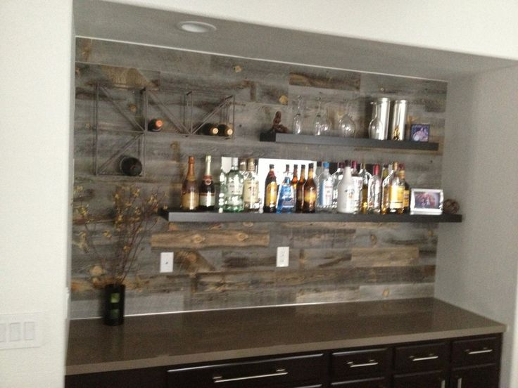 Stikwood Reclaimed Weathered Wood - love the look, now just need to decide where to use it!