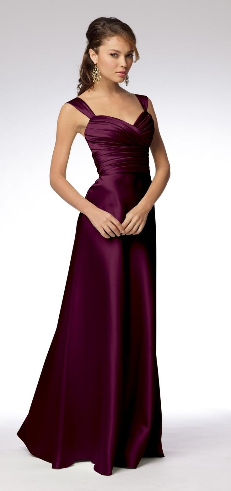 53 best matron of honor fashions images on pinterest bridesmade purple bridesmaid dress would want it a little less reddish and more deep purple ombrellifo Gallery