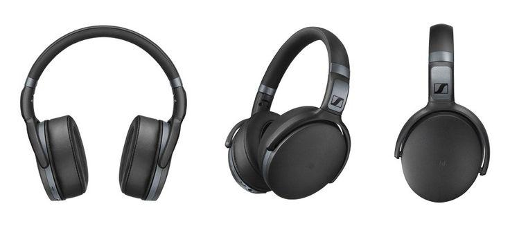 Sennheiser HD 4.40 BT Wireless Headphones Review - Day-Technology.com
