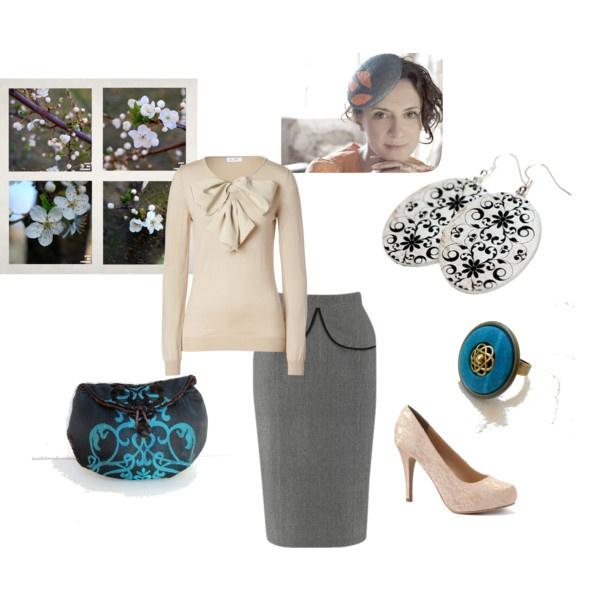 """Saturday Style #5 from MADEbyMADA"" by magdalena-sienkiewicz on Polyvore"
