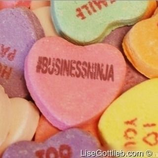 Are you a #businessninja yet? Take your business to the next level!  Get your FREE GIFT - see link in the bio.  Follow @lisegottlieb