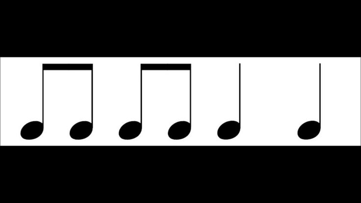 A fun way to practice reading your rhythms! This one is just crotchets and quavers / tas and te tes / quarter notes and eighth notes. I hope they help to mak...