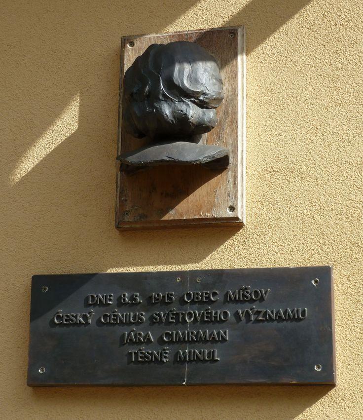 Jára Cimrman, Czech genius