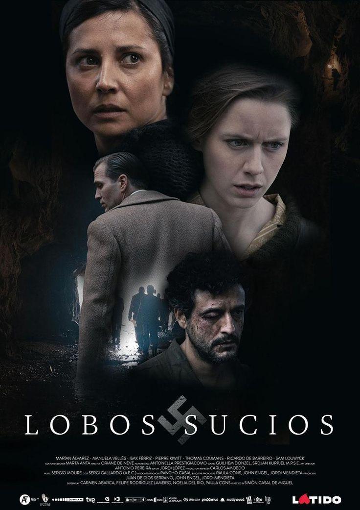 Lobos sucios (2015), Simón Casal.