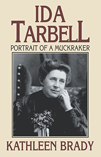 ida m tarbell Ida tarbell was an american journalist best known for her pioneering investigative reporting that led to the breakup of the standard oil company's monopoly ida tarbell was an american.