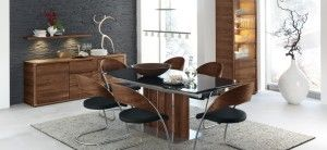 Modern Dining Room Ideas: Contemporary Black Modern Dining Room Ideas ~ interhomedesigns.com Dining Room Designs Inspiration