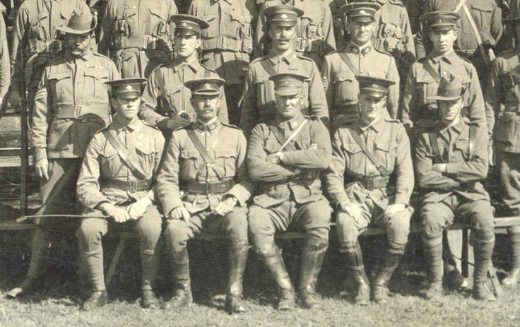 The Volunteers of Essendon and Flemington WW1