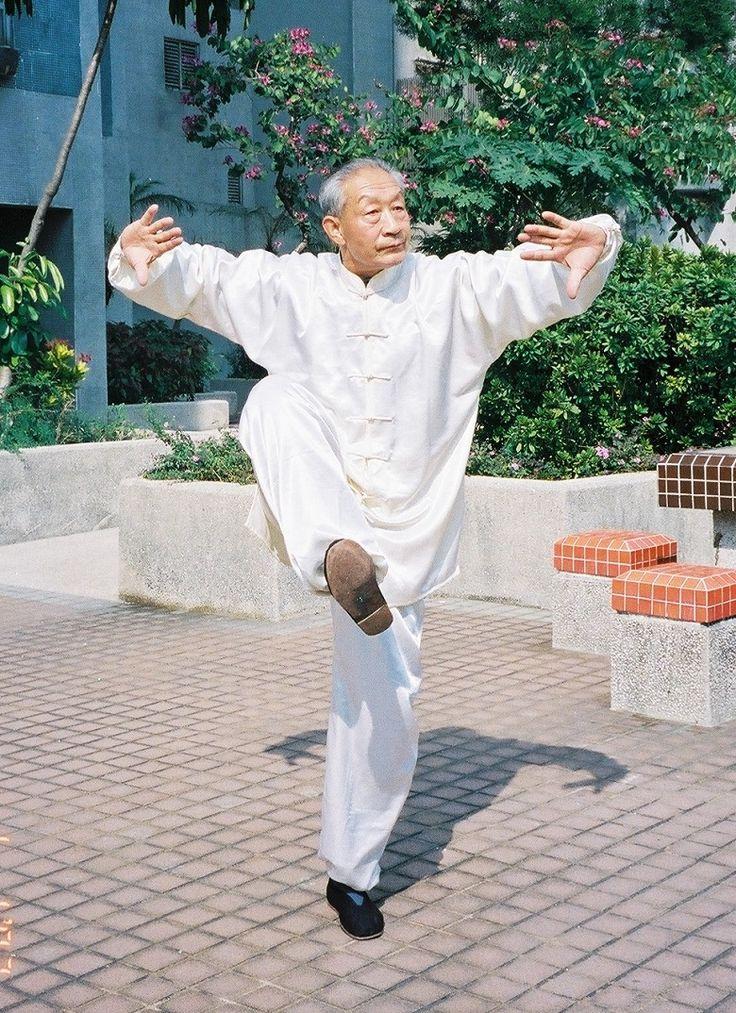 Xing Yi Quan postura del dragon