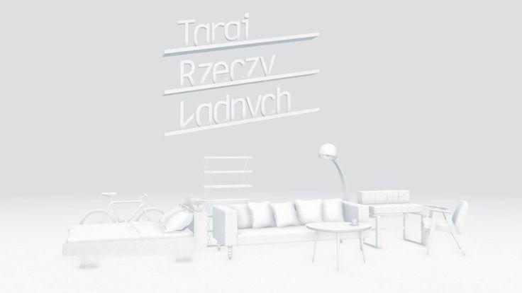 Promo video for popular Polish Design Fair. Art Director: Michal Janowski | Stage2. Music: Paula & Karol