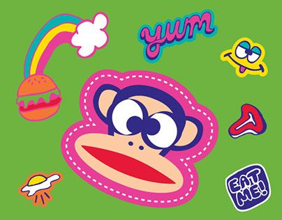 FOOD GUIDE for PAUL FRANK