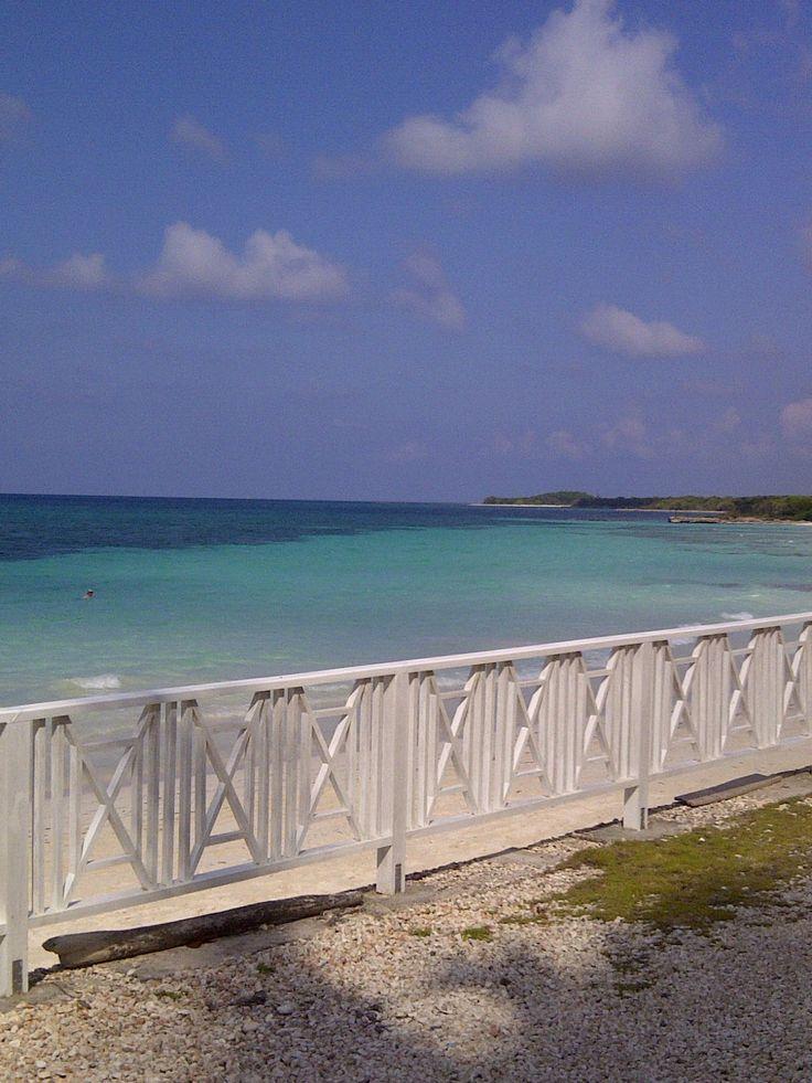 Trelawny, Jamaica. Silver Sands