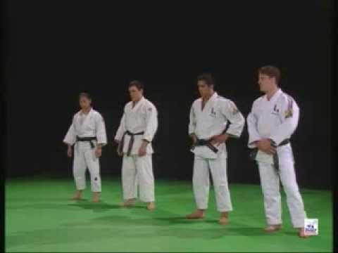 Hiroshi Katanishi - perfezionamento di seoi nage 1