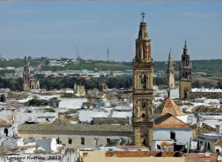Ecija, Sevilla