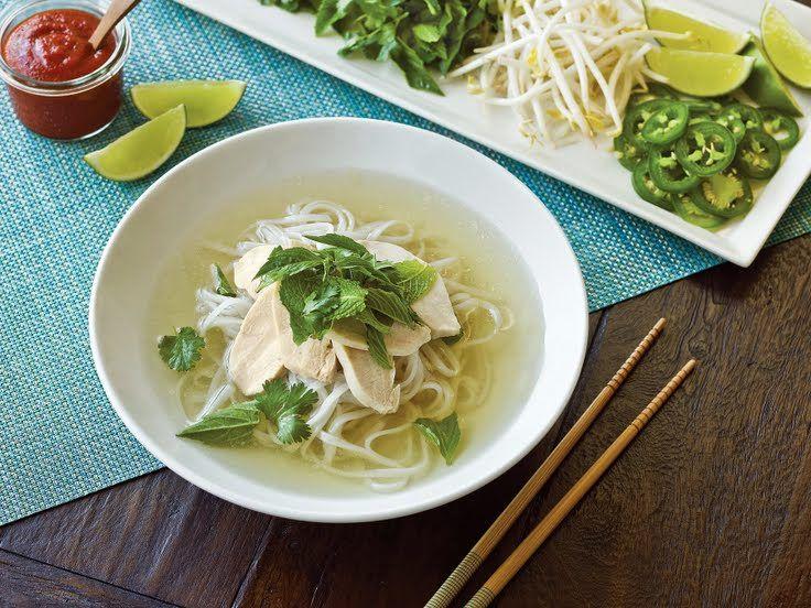 - Vietnamese Chicken Noodle Soup (Pho Ga)! -