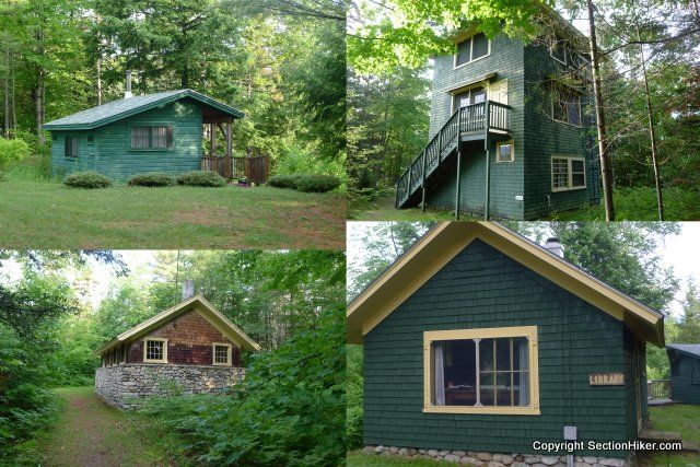The Appalachian Mountain Club's Cold River Camp in The White Mountains - http://sectionhiker.com/the-appalachian-mountain-clubs-cold-river-camp-in-the-white-mountains/