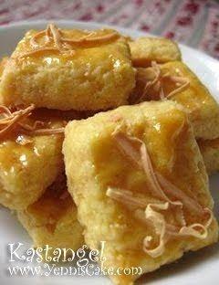 yenni's cake: resep kastengel