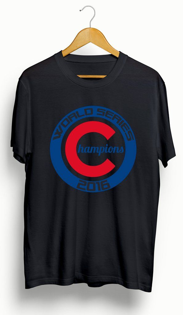Chicago Cubs 2016 World Series Champions T-Shirt – Ourt