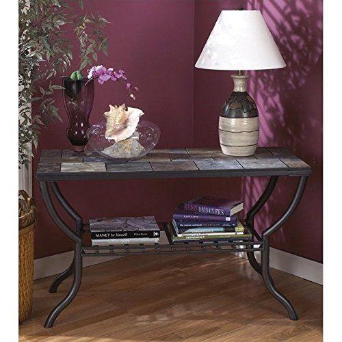 Antigo Sofa Table By Ashley Furniture