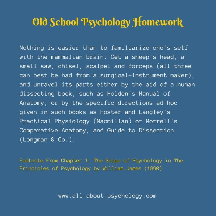 Psychology personality theory homework help