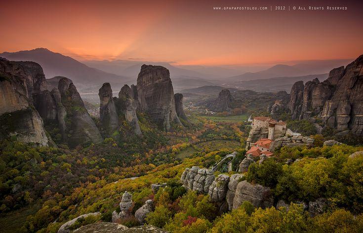 Meteora, Thessaly