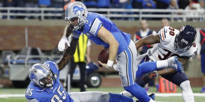 NFL Match Up Week 11: Lions at Bears – GET MORE SPORTS